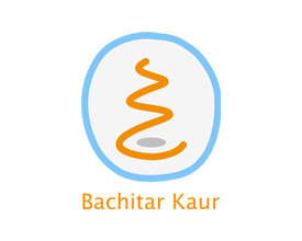 Logotipo Bachitar Kaur